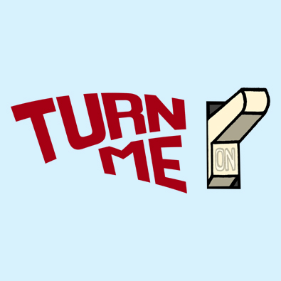 Turn Me On Light Switch T-shirt - Funny rude humorous tees and clothing.